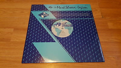 Mark Shreeve Legion Vinyl Record