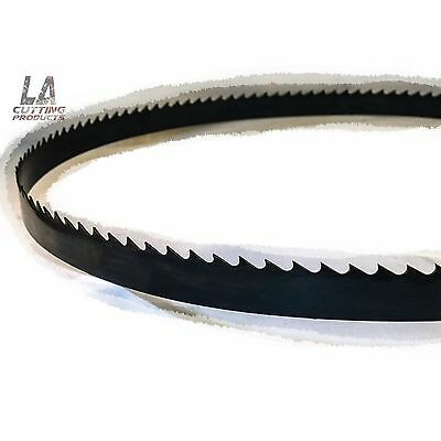 "93"" (7'-9"") x 3/4"" x .032"" x 3H ETS Carbon Wood Band Saw Blade 1 Pcs"