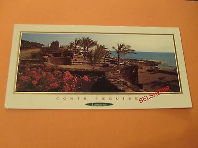 Costa Teguise, Lansorote, Postcard