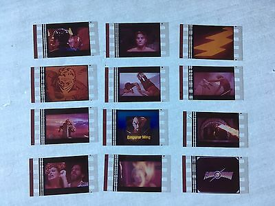 Flash Gordon (1980) Movie 35mm Film Cells Film cell Lot filmcell unmounted