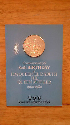 queen mother 80th birthday coin