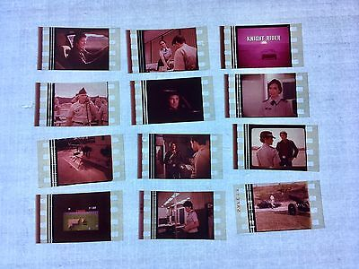 Knight Rider (1982) Movie 35mm Film Cells Film cell Unmounted filmcell tv series