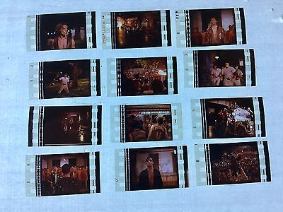 The Warriors (1977) Movie 35mm Film Cells Film cell Unmounted filmcell lot