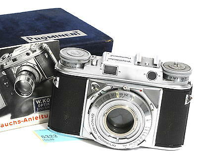 @ Voigtlander Prominent I body BOXED