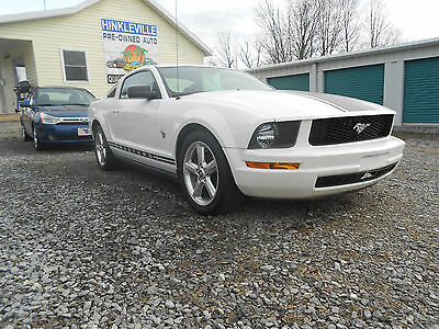 2009 Ford Mustang  2009 Ford Mustang