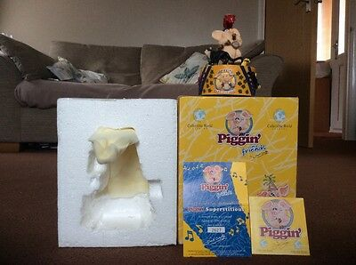 """**LIMITED EDITION** Piggin Superstitious """"NOW REDUCED"""""""