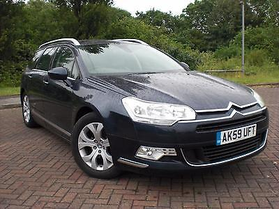 Citroen C5 2.0Td  Exclusive Estate 2009 59 Reg