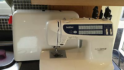 brother super ace 3 sewing machine