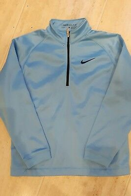 Junior Nike Golf 1/2 zip top