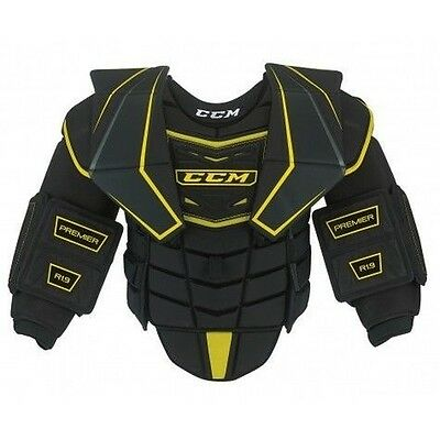 CCM Premier R1. 9 Goalie Breastplate Inter mediatized