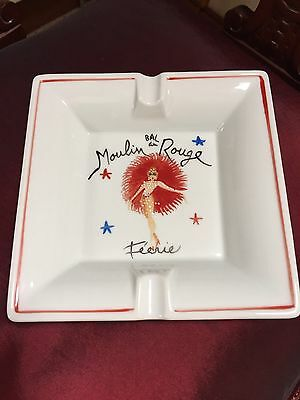 Moulin Rouge (Feerie) Collectable Dish/Ashtray