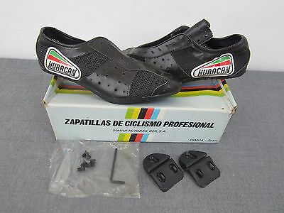 Vintage Huracan Cycling Shoes
