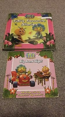 2x fifi and the flower tots books