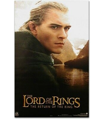 """Lord Of The Rings Legolas Poster / Orlando Bloom 27"""" X 39"""""""