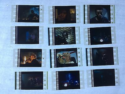 The Terminator (1984) Movie 35mm Film Cells Film cell Unmounted filmcell lot