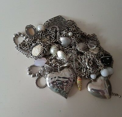 small job lot of mixed jewellery