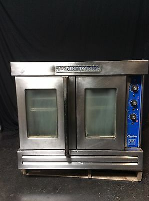 Bakers Pride Cyclone Full Size GAS Convection Oven