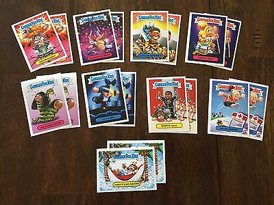 Garbage Pail Kids 2016 The Shammy's Topps.com Online Exclusive Set Only 251 Made