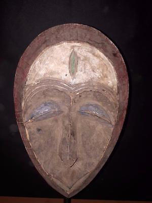 The Kwele Mask DR Congo Africa Fes- 57296