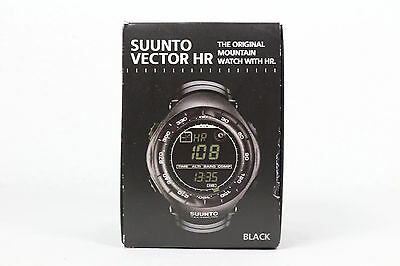 Suunto Vector HR Black mit Brustgurt *Händler*