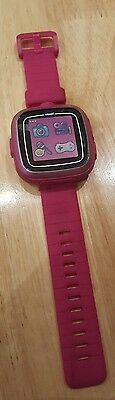 Vtech Kidizoom Smart Watch Dark Pink