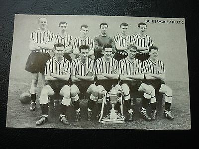 Dunfermline Star Teams Of 1961