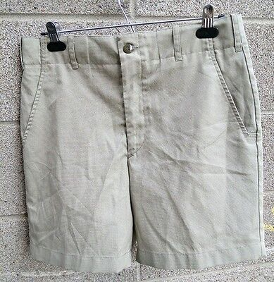 Canadian Forces Service Dress Tropical Shorts Size 34 (7034) Tan