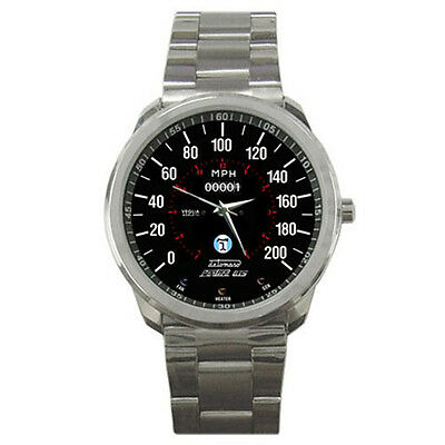 Hot New De Tomaso Pantera Speedometer Classic SPORT METAL WATCH free shipping