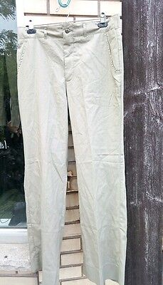 Canadian Forces Service Dress Tropical Trousers Pants Size 7034 Medium Regular