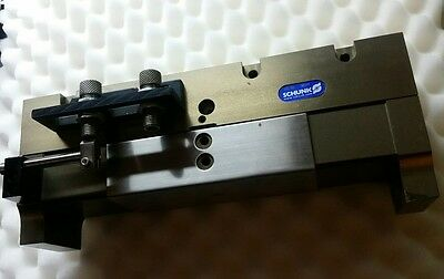Schunk, Pneumatic 2 Finger Parallel Gripper KGG 220   P# 340312