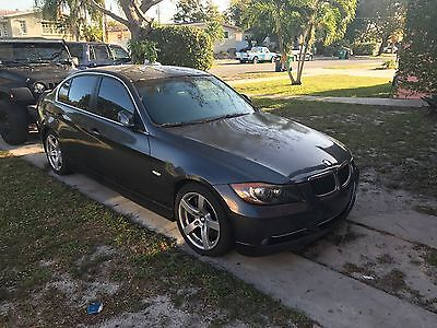 2007 BMW 3-Series  2007 BMW 335i needs repair. Easy fix !!!
