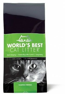 Worlds Best Cat Litter, 12.7kg, Original UK POST FREE