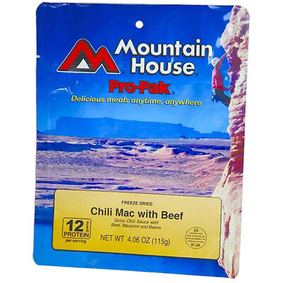 Mountain House 30128 #10 Can Chili
