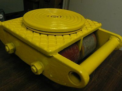 6 Ton Roller Dolly Machinery Skate