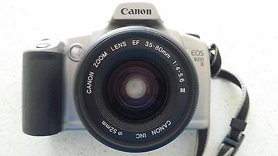 Canon EOS 3000 N 35mm Camera