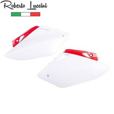 Honda Seitenteile side panels CRF 450 2007-2008 Acerbis Made in Italy