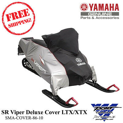 New Oem Yamaha Deluxe Snowmobile Cover Sr Viper L-Tx / X-Tx Sma-Cover-86-10