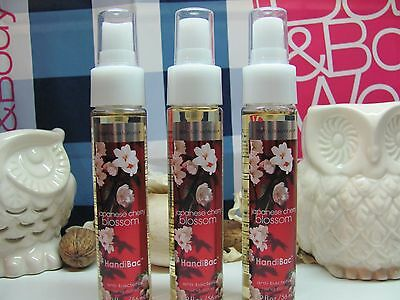 Bath and Body Works ( 3 ) ~ Japanese Cherry Blossom ~HandiBac Hand Spray