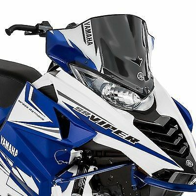 Yamaha OEM SR Viper Blue Sport Low windshield - SMA-8JP96-10-BL