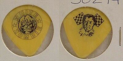 White Zombie - Old Sean Yseult Concert Tour Guitar Pick