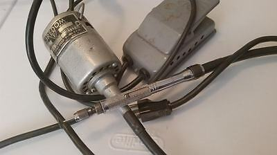 MADE IN USA FOREDOM FLEX SHAFT JEWELERS Watch Makers TOOL Vintage works