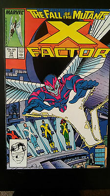 X-Factor #24 - First Appearance of Archangel