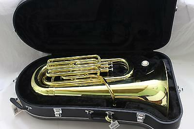 Jupiter Model JTU-700  3 Valve 3/4 Size BBb Tuba DEMO MODEL GORGEOUS QuinnTheEsk
