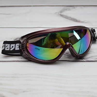 Burgundy Renegade Junior Snow Goggles by Renegade Snow Sports
