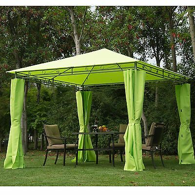 Get Cashback Outsunny 3 X 3 M Garden Metal Gazebo Marquee Patio Party Tent