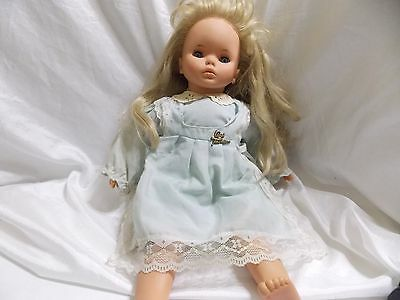 Lissi Puppe 126 Doll with original dress