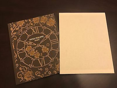 RARE HANDCRAFTS 2011 - PATEK PHILIPPE Collector's Edition Book