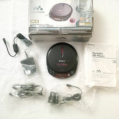 Atrac 3plus CD Walkman D-NE518CK