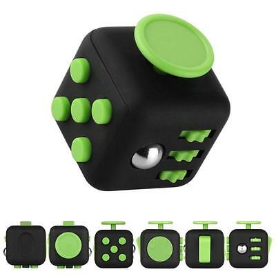 Fidget Cube EDC ADHD Autism Toy Anxiety Stress Relief Helps Focusing Focus Kids