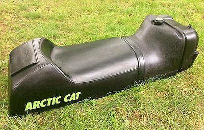 "Arctic Cat Mid 1990s Early 2000s Seat Gas Tank 121"" Z ZRT Chassis Carb 0670-588"